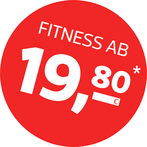 Fitness ab 19,80 Euro